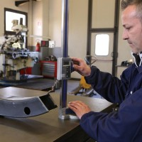 Measurement for inspection reports