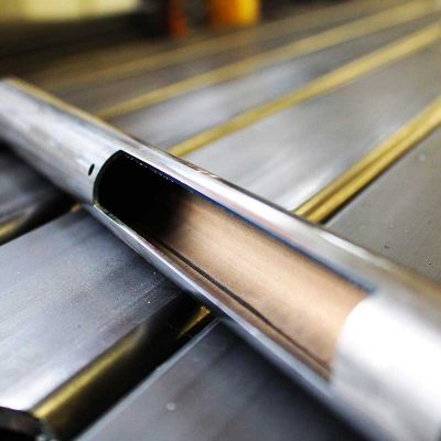 Use of laser tube in tube processing